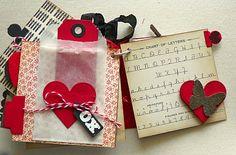 Valentines mini album