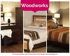 Check out our Woodworks gallery