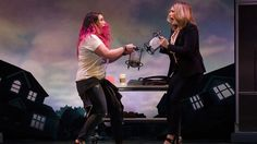 Freaky Friday at La Jolla Playhouse on Loved it. Hope it makes it to Broadway. La Jolla, Freaky Friday Musical, School Scavenger Hunt, San Diego, Friday Images, Unexpected Love, Teen Poses, Clifton Park, Theatre Reviews
