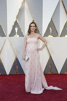 Quais foram os melhores looks do Oscar 2016? - Oscar's dresses - Oscars - Oscar 2016 - red carpet - party dress - Emily Blunt