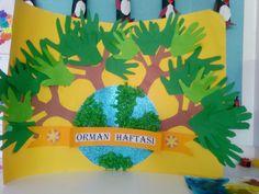 #orman #haftası #okulöncesi