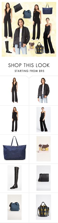 """WOMEN'S DESIGNER COLLECTION"" by monica022 ❤ liked on Polyvore featuring Talulah, daniel patrick, Norma Kamali, 10 Crosby Derek Lam, Tumi, SALAR, Stuart Weitzman, Furla and TradeMark"