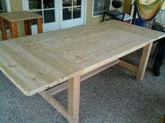 DIY Furniture Construction Projects