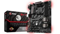 """Remarkable feature"" MSI B350 TOMAHAWK Gaming ... B350 Ddr4 Vr Ready Hdm..."