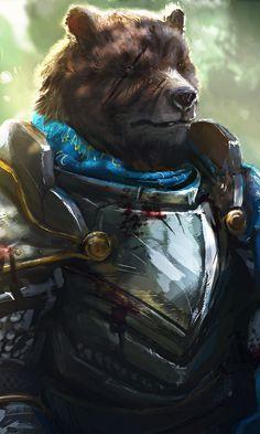 Like the style sans-armor (More aggression. Fantasy Races, Fantasy Warrior, Fantasy Rpg, Medieval Fantasy, Dark Fantasy, Fantasy Character Design, Character Concept, Character Art, Concept Art