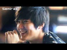 [HD] Lee Min Ho - Semir Xian store opening CF