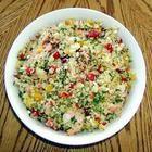 Couscoussalade met garnalen recept - Allrecipes.nl