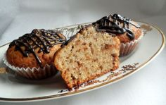Margot muffiny Czech Food, Czech Recipes, Muffin, Cupcakes, Breakfast, Sweet, Fine Dining, Morning Coffee, Candy