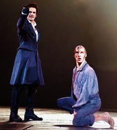 National Theatre: Frankenstein (Starring Benedict Cumberbatch and Jonny Lee Miller)