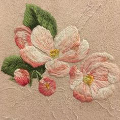 #apple #handmade #embroideryart #embroidery #color #colors #flowers #вышивка