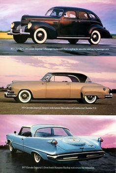 Chrysler Imperials Carros Chrysler, Dodge Chrysler, Chrysler Usa, Alfa Romeo, Vintage Cars, Antique Cars, Pick Up 4x4, Enjoy The Ride, Car Brochure