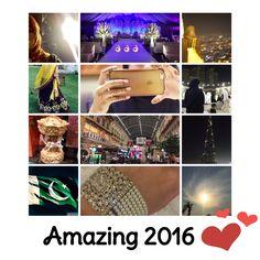 Amazing 2016