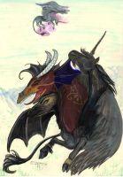 Malaba and Kymer by pegacorna2