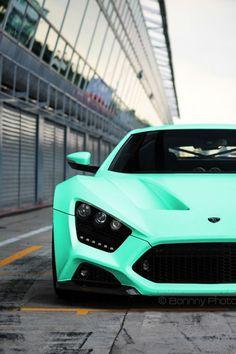 Zenvo ST1 - High Performance Sport Car... MMMM MMMMMM MMMMMM love it... i want to play please...... #Tiffany
