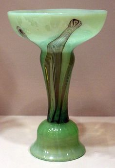 Louis Comfort Tiffany, Art Deco Glass, Tiffany Glass, Wikimedia Commons, Vase, Decorating, Tableware, Studios, Inspiration