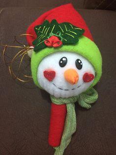 MARACAS NAVIDEÑAS Easy Diy Crafts, Diy Crafts For Kids, Felt Pillow, Baby Shower, Christmas Ornaments, Holiday Decor, Cute, Country, Google