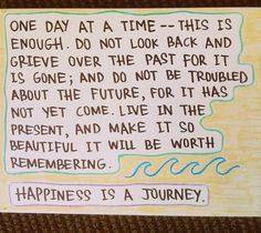 I needed this! Holidays are hard for me and I need to post this so I am reminded daily to maketoday special!