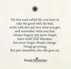 Simple Reminders: New Posts for Wisdom Quotes, Words Quotes, Quotes To Live By, Me Quotes, Qoutes, People Change Quotes, Great Quotes, Inspirational Quotes, Motivational