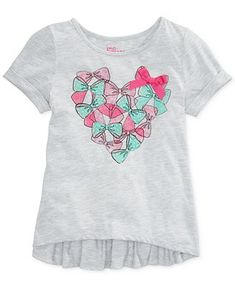 ced444ca90 Epic Threads Little Girls  Graphic Top Camisetas Bebe