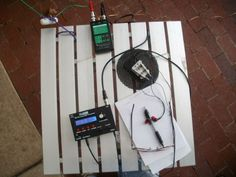 Hb-1B qrp 4band radio and T1 tuner , qrp to the field station