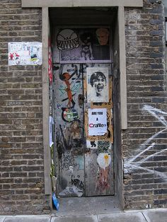 Streetart in London October 2012 wow, check this out from - More @ Street Art London, Bottle Opener, October, Check