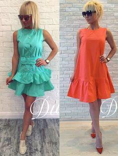 Модные платья лето 2016-2017, тенденции фасоны фото   Модная мода