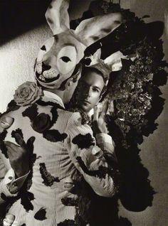 Cecil Beaton, by Gordon Anthony, 1937.