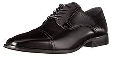Leather Imported Synthetic sole A very debonair look for a gentleman like you. Amazon Clothes, Outdoor Outfit, Derby, Gentleman, Oxford Shoes, Dress Shoes, Lace Up, Cap, Clothing