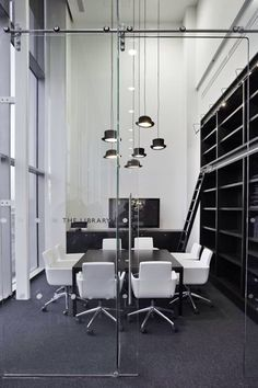 Net-A-Porter Offices In London | Office Design | Design & Lifestyle Blog