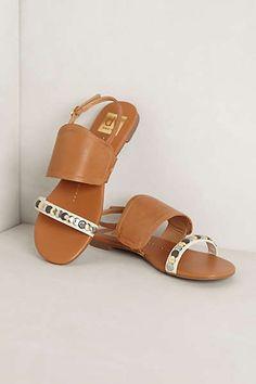 Spangled Sandals