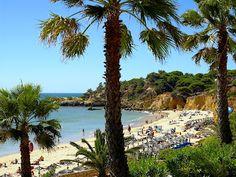 Praia de Santa Eulália, Algarve