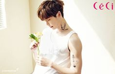 Lee Jong Suk - Ceci Magazine May Issue '14