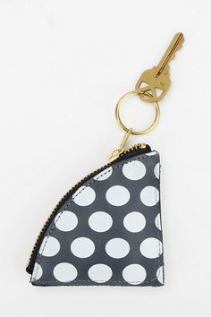 #UrbanOutfitters          #Apparment #Games         #buttery #measurements #content #wedge #mixed #closure #keychain #logo #zip #complete #soft #gold #top #leather                   BAGGU Wedge Leather Keychain Zip-Pouch              Overview:* Diamond-shaped keychain zip-pouch in buttery soft leather from BAGGU* Complete with a gold key-ring at the end* Embossed logo detailing at the front* Zip closure along the top Measurements:* 4.5l, 3.25h Content & Care:* Leather, mixed…