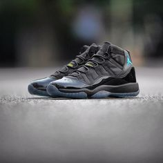 "Air Jordan 11 ""Gamma Blue"""