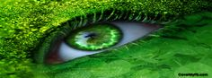 Green Eye Facebook Covers, Green Eye FB Covers, Green Eye Facebook Timeline Covers, Green Eye Facebook Cover Images