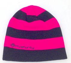 Five-Forty Beanie Black/Vivid Pink