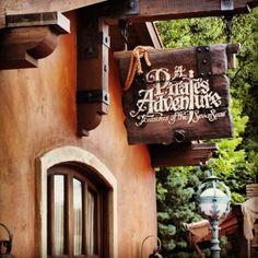 A Pirates Adventure is now open at the Magic Kingdom - Joe Defazio, Magic Maker at Off to Neverland Travel - https://www.facebook.com/#!/MagicMakerJoe
