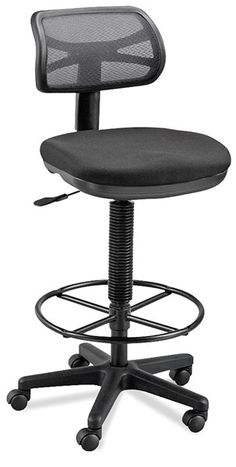 Sinma Stool Chair for Office Medical Salon Tattoo Kitchen Massage Work,Adjustable Height Hydraulic Stool with Wheels for Office Desk Kitchen Room Brown