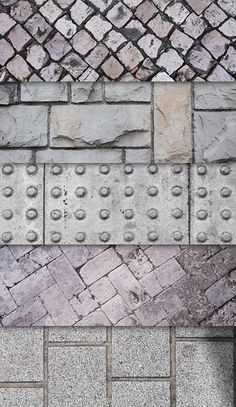 PS Textures | High-Resolution Set Of Concrete Textures: Vol. 2