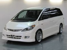 TOYOTA ESTIMA AERAS * 6 7 8 SEATER * TAKING DEPOSITS NOW IN STOCK , thecarwarehouse.co.uk  used Toyota in middlesbrough , Teesside , North east Specialists in Japanese imports and Modern classic cars