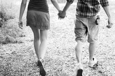 Couples Photography. Holding hands. Nature photography. Purple hair. Pixie hair. Short hair. Love.  Kisses. Cuddles. Boyfriend and girlfriend. True love. Silly couples pictures. Silly faces. Bam Photography. bamphoto.net