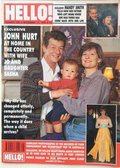 HELLO Magazine #128 1990  Fergie