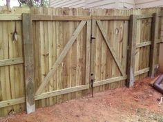 Wood Fence Door Building A Fence Gate Wood Fence Gate Cheap Driveway Gate Ideas Wood Gate Designs Steel Gates Building A Fence Gate Eye Catching Wood Wood Fence Rolling Gate Hardware Kit Building A Wooden Gate, Wooden Fence Gate, Wood Privacy Fence, Fence Gate Design, Fence Doors, Fence Gates, Cheap Driveway Gates, Modern Wood Fence, Steel Gate