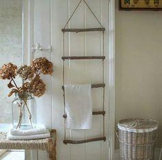 Handtuch-Aufhänger für gästebad