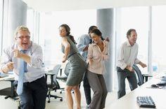 DevOps makes employees happy......