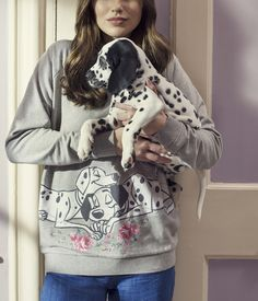 """For the third limited edition Disney x Cath Kidston collection, we've joined forces with Disney's iconic """"101 Dalmatians"""". The 101 Dalmatians x Cath Kidston collection launches on Thursday 25th May!"""
