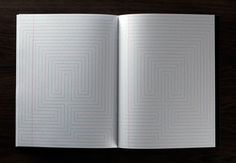 Inspiration Pad by Marc Thomasset, via Behance. Another page of it...
