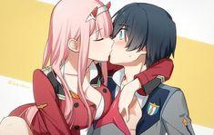 Anime,Аниме,Darling In The Franxx,Zero Two (Darling in the (Darling In The Franxx),toma (norishio) Anime Ai, Art Anime, Kawaii Anime, Manga Anime, Anime Zero, Manga Girl, Anime Girls, Me Me Me Anime, Anime Love