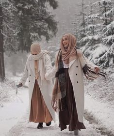 Classy Hijab Winter Coat Outfit Ideas - If You Are Looking For Hijab Winter Coat Ideas, Then Keep Reading To Get Some Great Inspiration On Hijab Winter Coat Outfits, Coats With Boots, Long Sleeve Coat Outfits, Teddy Coat Outfits, Faux Fur Coat Outfits And Much More - #hijab #hijabfashion #winteroutfits #coat #muslimah #hijaboutfit