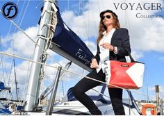 Voyager Collection Bravo Tote, St Malo, France